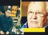 Михаил Горбачев Первый и последний в 00:10 на Первый канал