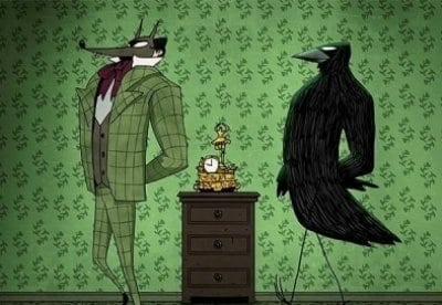 кадр из фильма Мой Ангел