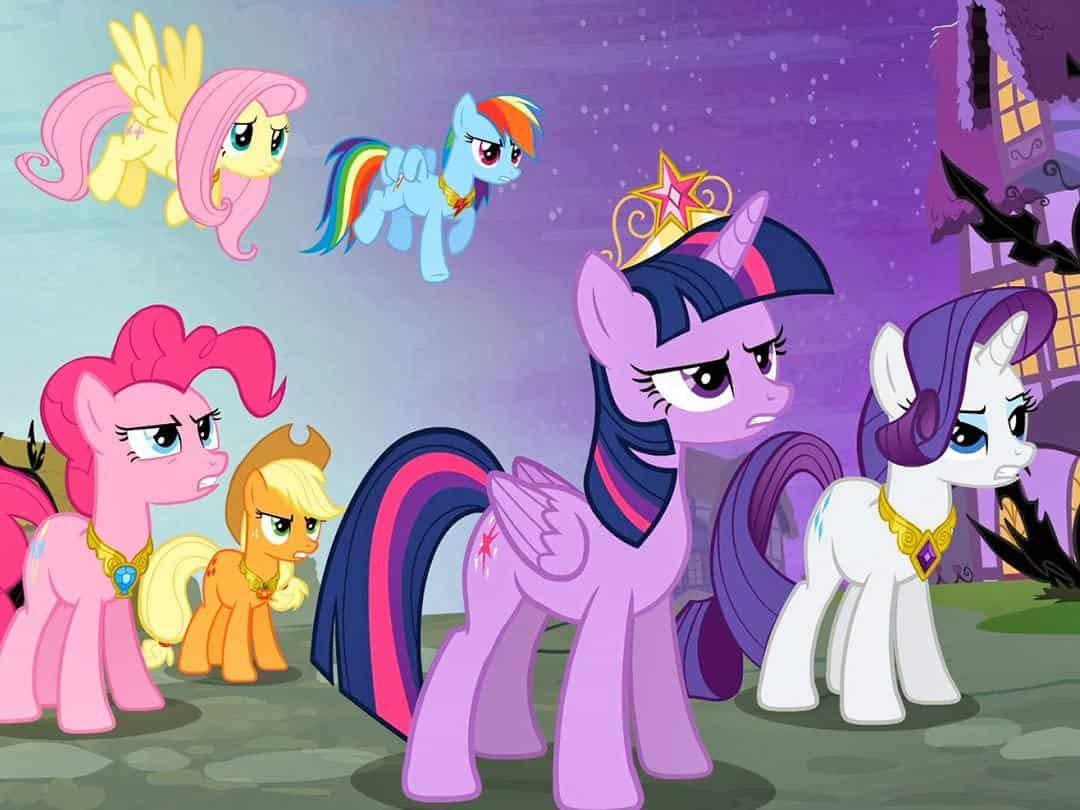 Мой-маленький-пони:-Дружба-—-это-чудо-Она-такой-як