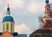 Монастырские стены Свято Данилов монастырь в 18:30 на канале