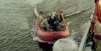 программа НТВ: Морские дьяволы Смерч Корабль призрак