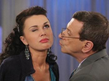 программа СТС love: Моя прекрасная няня Бандитский поцелуй
