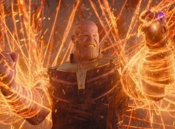 Мстители: Война бесконечности в 14:16 на РЕН ТВ