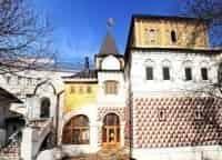 Музей Палаты Бояр Романовых в 12:30 на канале