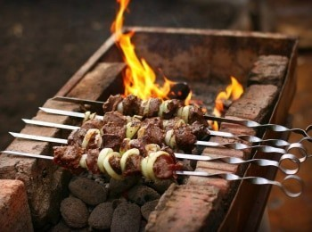программа Техно 24: Мужская кухня Златоустовские ножи