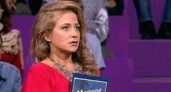 Мужское/Женское в 16:00 на канале Первый