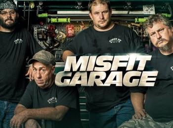 Мятежный гараж Аукционные страсти в 14:05 на канале