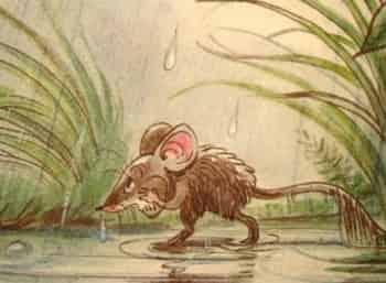 программа В гостях у сказки: Мышь и лось