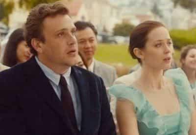 кадр из фильма Немножко женаты