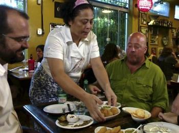 программа Телепутешествия: Необычная еда Гастрономические путешествия Лима