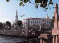 Необычные экскурсии по Петербургу