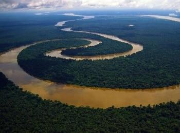 Неприрученная Амазонка в 12:30 на канале