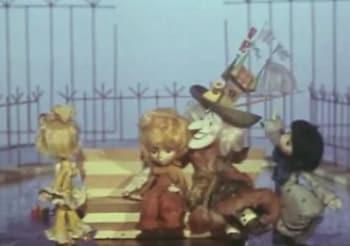 программа Советские мультфильмы: Незнайка в Солнечном городе Волшебник появляется снова