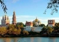 программа Russian Travel: Новодевичий монастырь