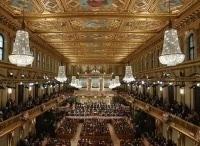 Новогодний концерт Венского филармонического оркестра 2019 Прямая трансляция из Вены в 13:15 на канале