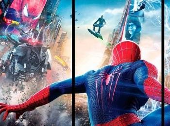 Новый Человек паук: Высокое напряжение в 11:10 на СТС