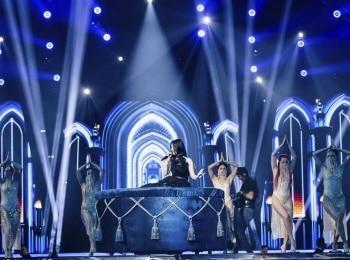 программа МУЗ ТВ: Nur Sultan Music Awards 2019