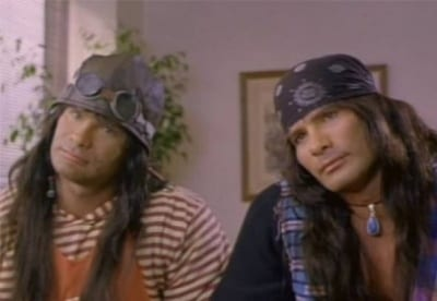 кадр из фильма Няньки