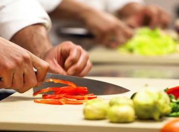 программа Кухня ТВ: Обед в 4 руки Картофель с грибами Картофельный салат Батат с шампиньонами