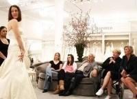 программа TLC: Оденься к свадьбе: 12 рождественских платьев
