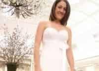 Оденься к свадьбе 9 серия Любовь с первого взгляда в 17:00 на канале