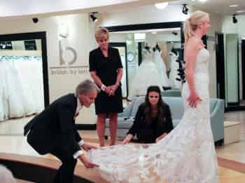 программа TLC: Оденься к свадьбе: Атланта Свадебное платье по братски