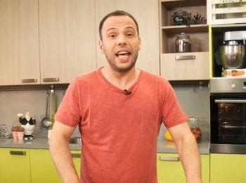 программа Кухня ТВ: Однажды в Италии Пармиджано из цукини и брауни с малиной и мороженым