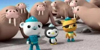 программа TiJi: Октонавты Октонавты и вожак моржей