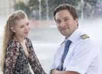 Она сбила лётчика в 13:40 на канале Россия 1
