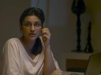 программа Bollywood: Она улыбается, она в западне!