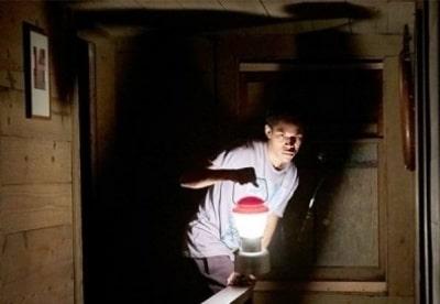 кадр из фильма Оно приходит ночью