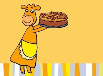 программа Карусель: Оранжевая корова Прыжок