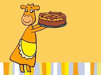 программа Карусель: Оранжевая корова Страшная сказка