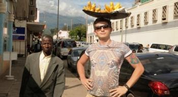 программа Пятница: Орел и решка Чудеса света Остров Санторини