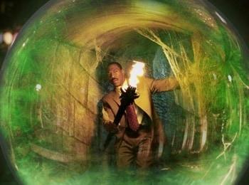 программа СТС: Особняк с привидениями