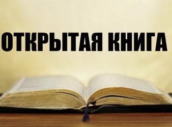 Открытая книга Игорь Малышев Номах Искры большого пожара в 11:50 на Россия Культура