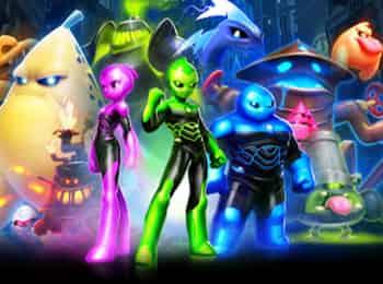 программа Канал Disney: Отряд Призрак