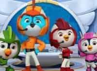 программа Nickelodeon: Отважные птенцы Пора расправить крылья