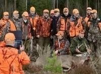 Охота по фински 12 серия в 11:00 на канале