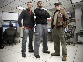 программа History2: Охотники за НЛО Вторжение в Иллинойс