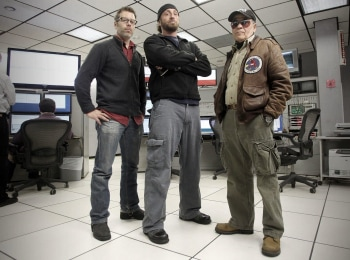программа History2: Охотники за НЛО Взрыв в сердце страны
