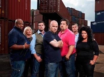 программа Discovery: Охотники за складами: Британия Бакингемшир