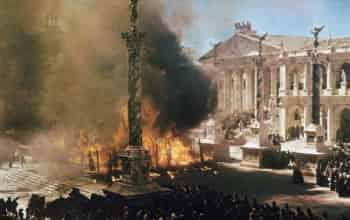 Падение Римской империи кадры