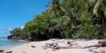 Папуа. Секретный остров каннибалов кадры