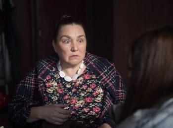Паромщица 12 серия в 22:10 на канале Россия 1