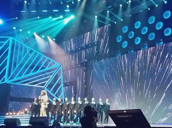 программа МУЗ ТВ: Песня года 2019