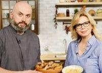 Песня грузинской кухни 21 серия в 12:00 на канале
