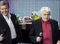 программа Первый канал: Песня на двоих Лев Лещенко и Вячеслав Добрынин