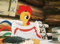 программа Детский: Петушок золотой гребешок