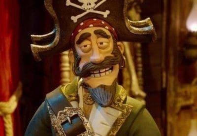 кадр из фильма Пираты: Банда неудачников